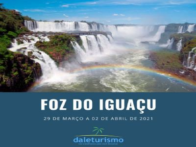 Foz do Iguaçu - mar 2021